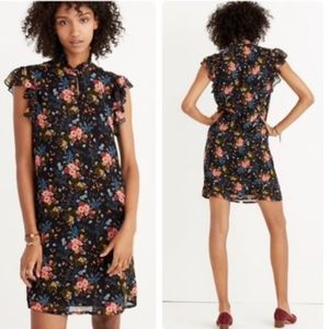 Madewell x No. 6 Floral Beacon Dress